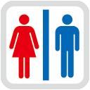 常設トイレ
